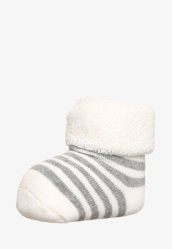 ERSTLINGSRINGEL - Socks - offwhite