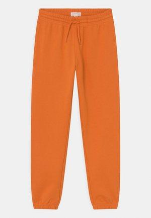 UNISEX - Spodnie materiałowe - orange
