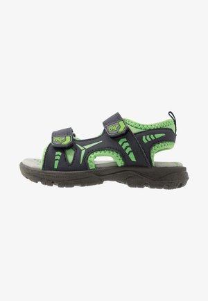 KLAUS - Walking sandals - atlantic/apple