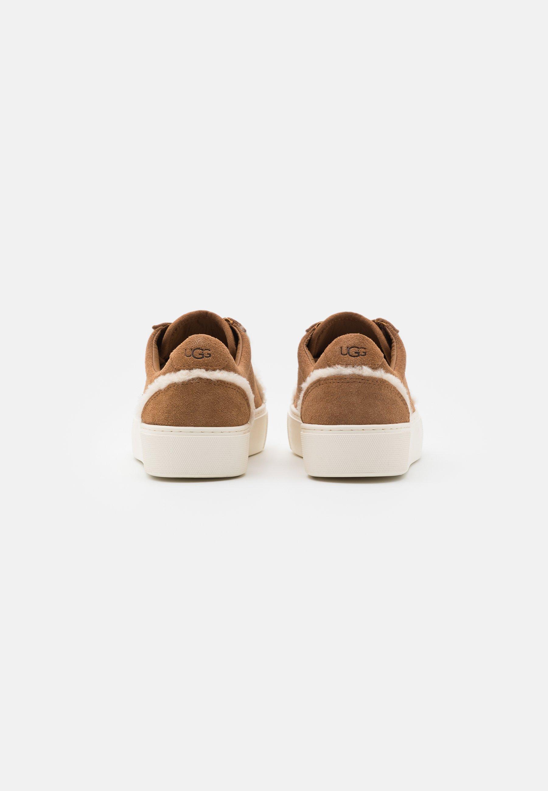 Ugg Zilo Heritage - Sneaker Low Chestnut/cognac