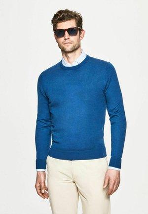 Jumper - azure blue