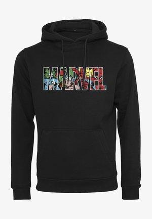 MARVEL  - Hoodie - black