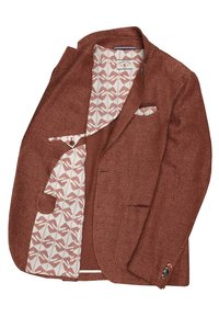 CG – Club of Gents - CG CASEY SV - Blazer jacket - red mottled - 2