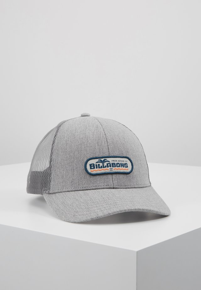 WALLED TRUCKER - Pet - heather grey