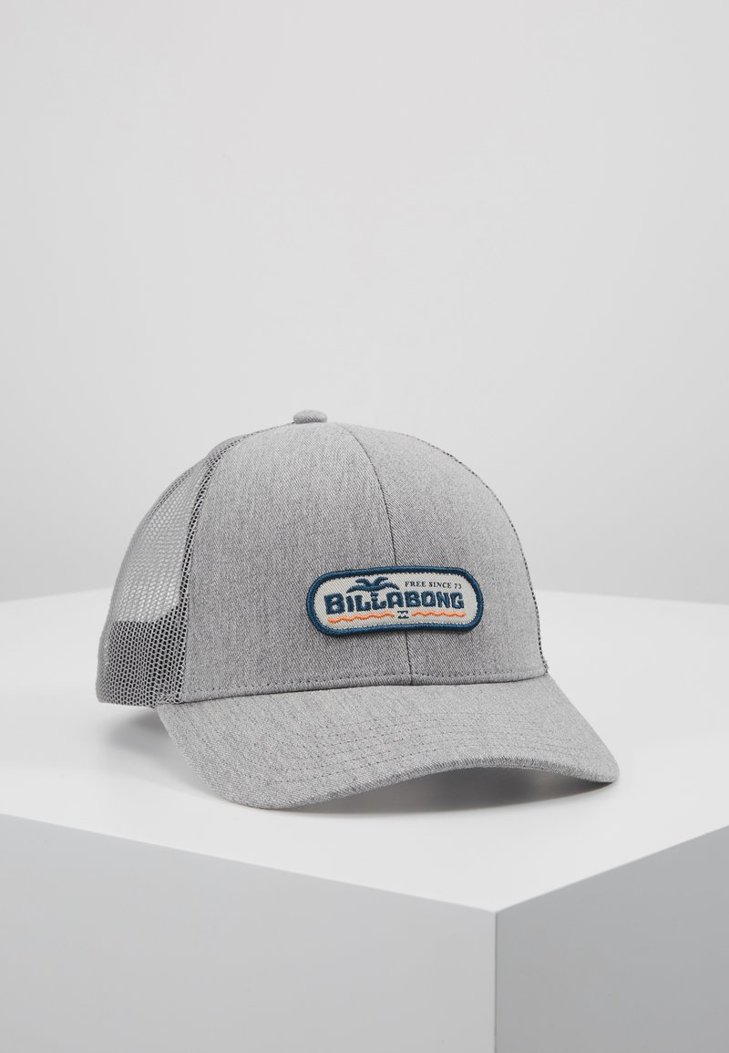 Billabong - WALLED TRUCKER - Cap - heather grey