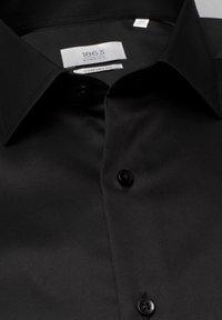 Eterna - COMFORT FIT - Shirt - black - 4