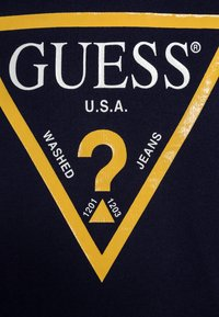 Guess - JUNIOR CORE - Mikina - bleu/deck blue - 2
