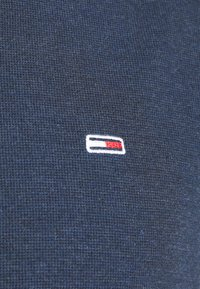 Tommy Jeans - MINI WAFFLE TEE - T-shirt basic - twilight navy - 2