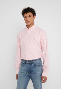 Polo Ralph Lauren - CUSTOM FIT  - Shirt - pink - 0