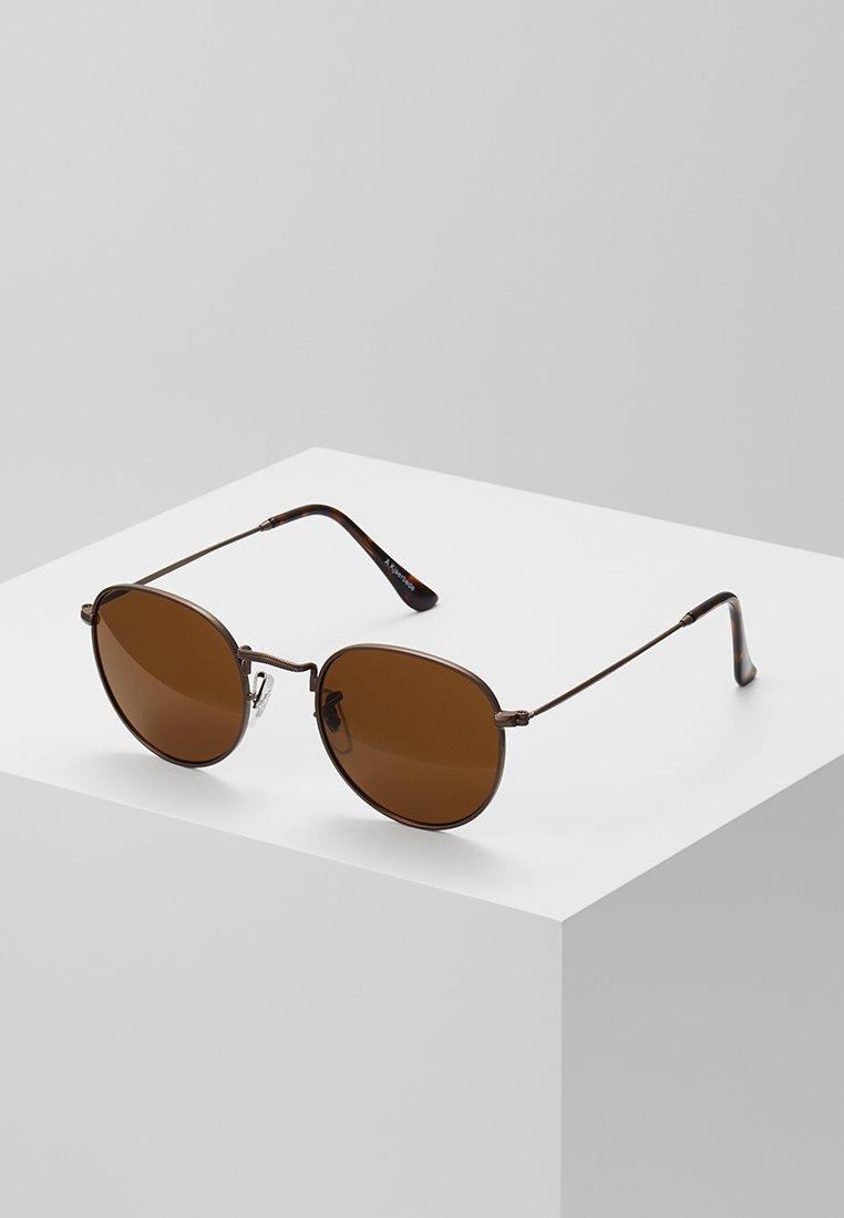 A.Kjærbede - HELLO - Sunglasses - matt brown
