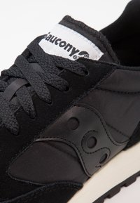 Saucony - JAZZ ORIGINAL VINTAGE - Sneakers laag - black - 5