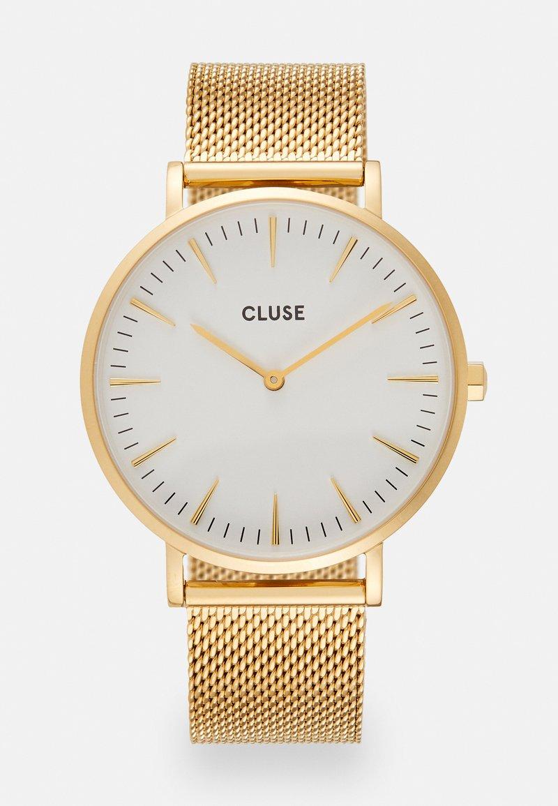 Cluse - BOHO CHIC - Rannekello - gold-coloured/white