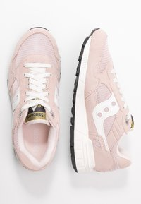 Saucony - SHADOW VINTAGE - Sneaker low - morganite/marshmallow - 3