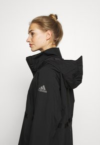 adidas Performance - URBAN RAIN - Parka - black - 5