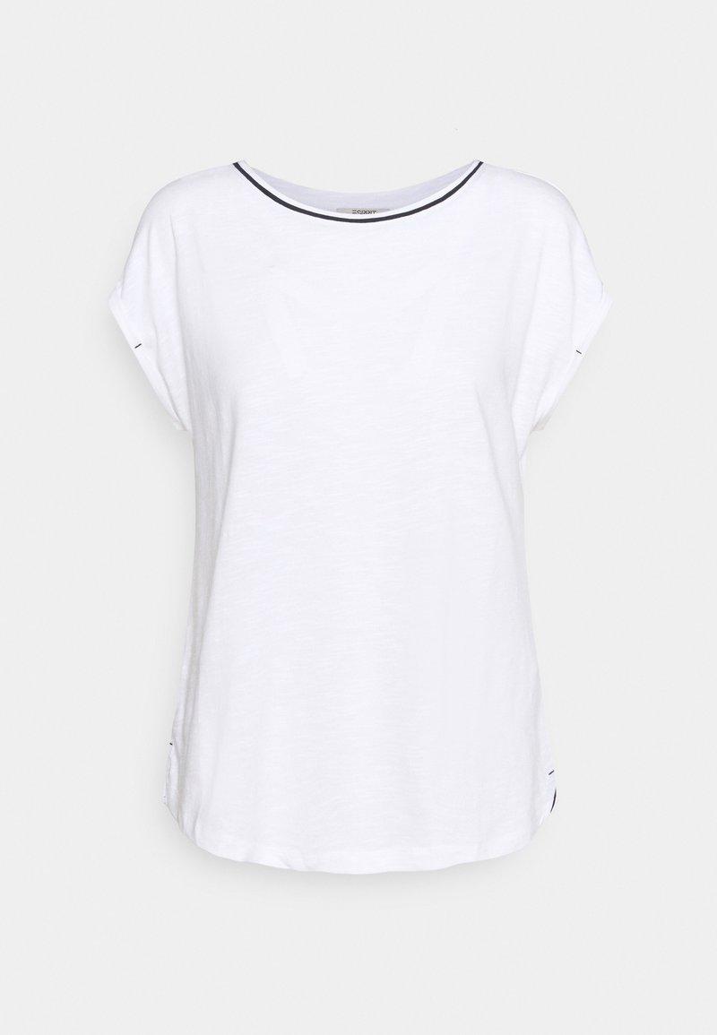 Esprit - TEE - T-shirt basic - white