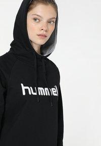 Hummel - Hoodie - black - 4