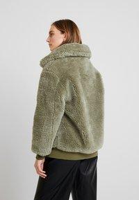 Louche - Winter jacket - green - 2