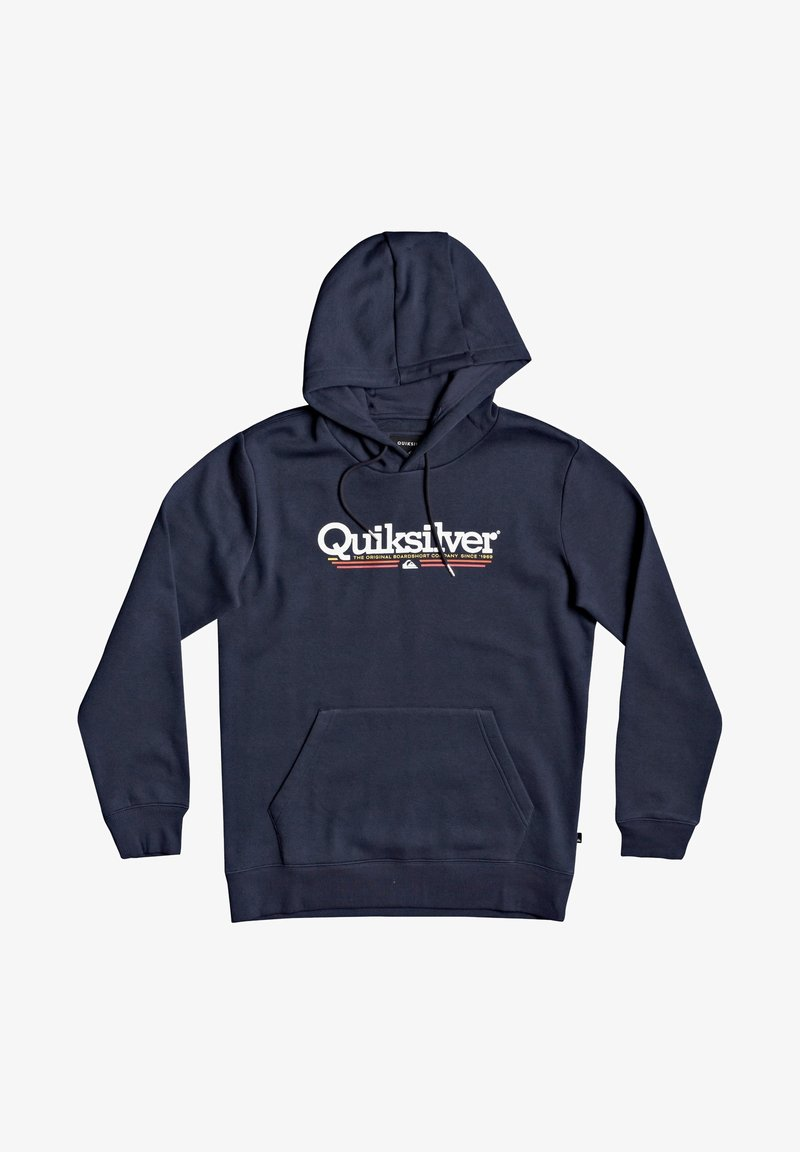 Quiksilver - TROPICAL LINES - Hoodie - parisian night