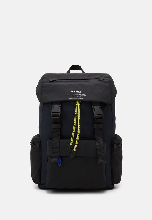 WILD SHERPA BACKPACK - Ryggsäck - deep navy