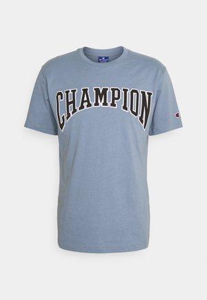CREWNECK - Print T-shirt - light blue