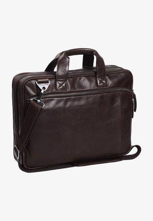 Briefcase - braun