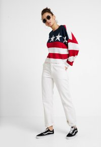 Hollister Co. - AMERICANA - Jumper - red/white/blue - 1