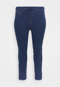 Evans - JEGGING - Leggings - Trousers - midwash - 3