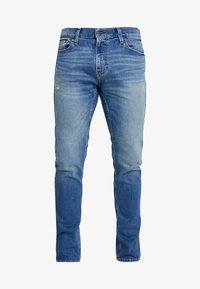 Hollister Co. - Slim fit jeans - bright medium - 4