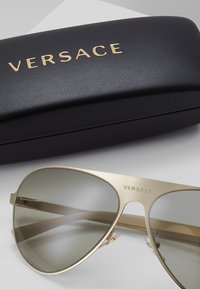 Versace - Sonnenbrille - gold-coloured - 2