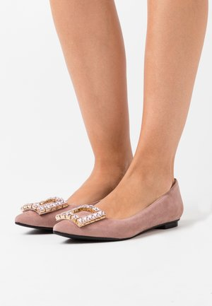 LIA - Ballet pumps - woodrose
