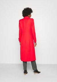 Patrizia Pepe - COATS - Classic coat - scala red - 2