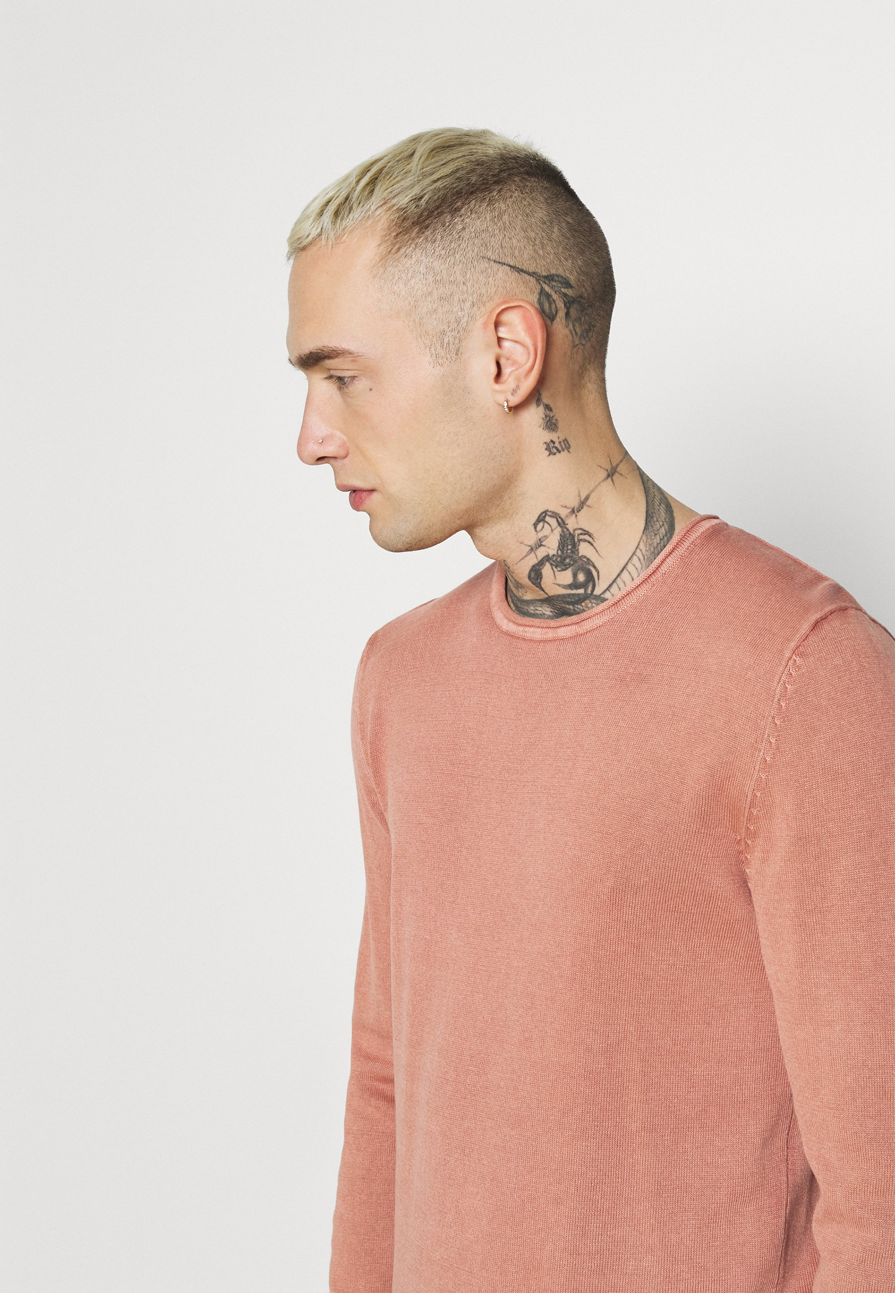 Homme ONSGARSON LIFE WASH CREW - Pullover