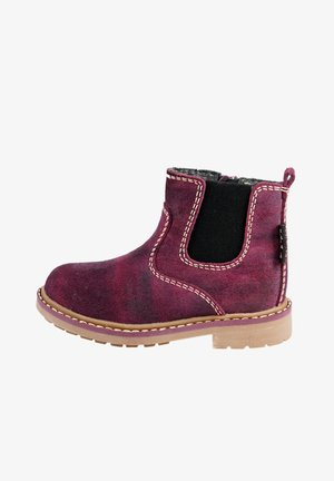 Classic ankle boots - ambergine
