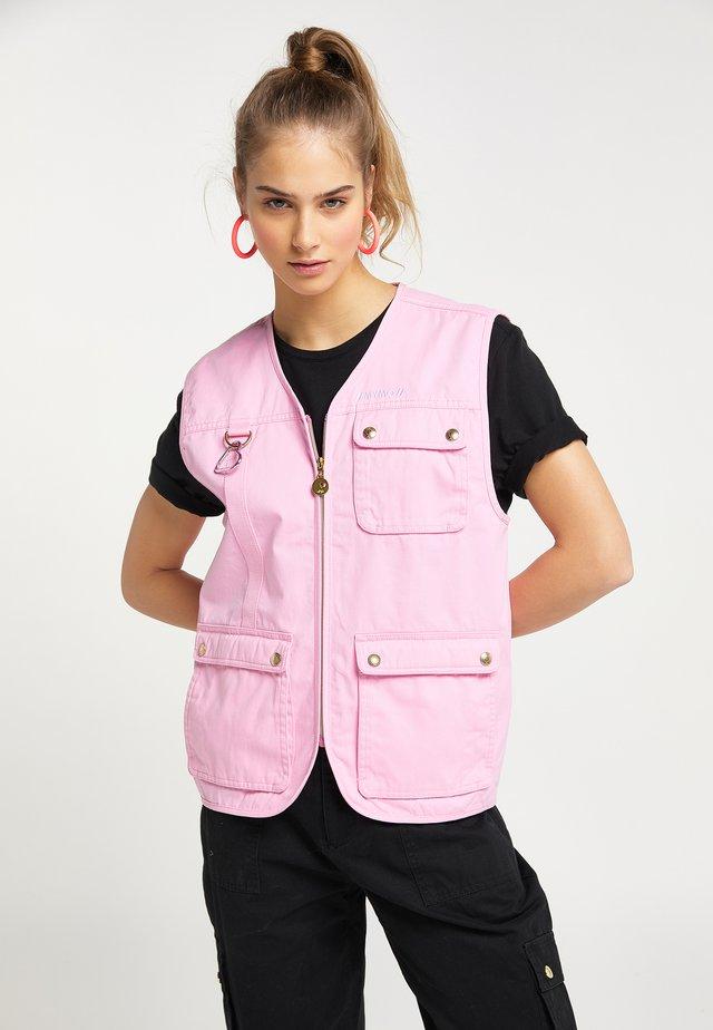 Liivi - pink