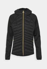 SWEAT - Light jacket - black