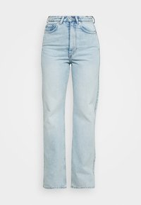 Weekday - ROWE - Straight leg jeans - fresh blue wash - 5