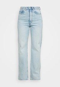 ROWE - Jeansy Straight Leg - fresh blue wash