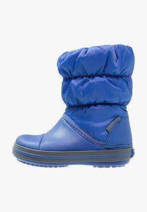 Boots - cerulean blue/light grey