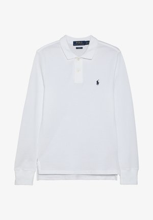 SLIM - Polo shirt - white