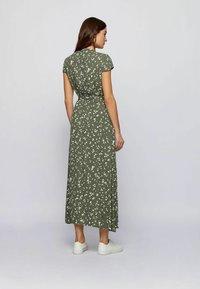 BOSS - DILEMMA - Maxi dress - olive - 2