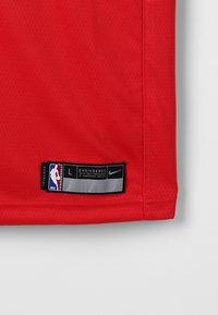 Nike Performance - NBA CHICAGO BULLS SWINGMAN ICON - Funktionsshirt - red - 2