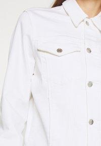 Calvin Klein - CLASSIC JACKET - Denim jacket - white denim - 5