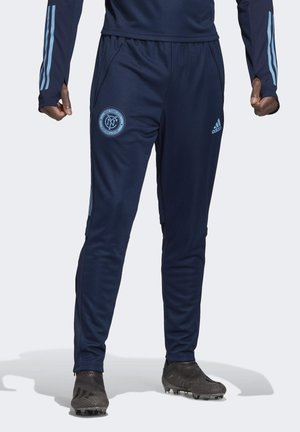 NEW YORK CITY FC TRAINING TRACKSUIT BOTTOMS - Club wear - blue
