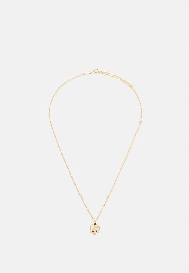 ZODIAC SIGN - Collana - gold-coloured