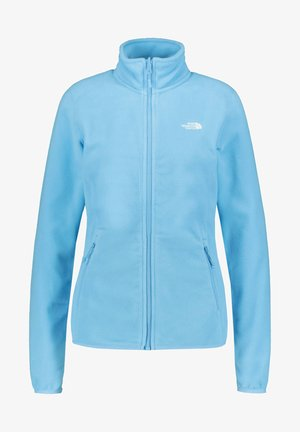 Fleece jacket - aqua