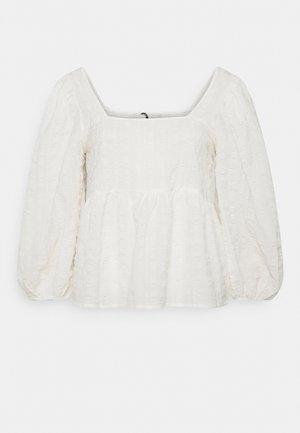 SOFFIA - Blouse - white