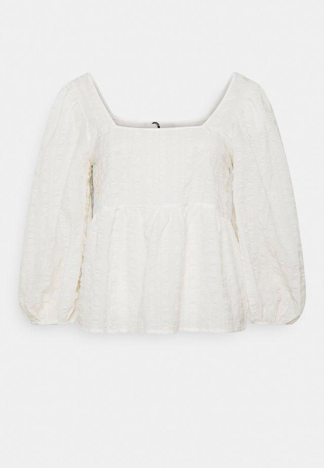 SOFFIA - Blus - white