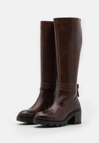 Zign - Boots - dark brown - 2
