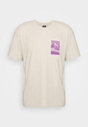 FROM FUJI UNISEX - Print T-shirt - pelican