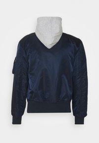 Alpha Industries - Light jacket - blue - 1